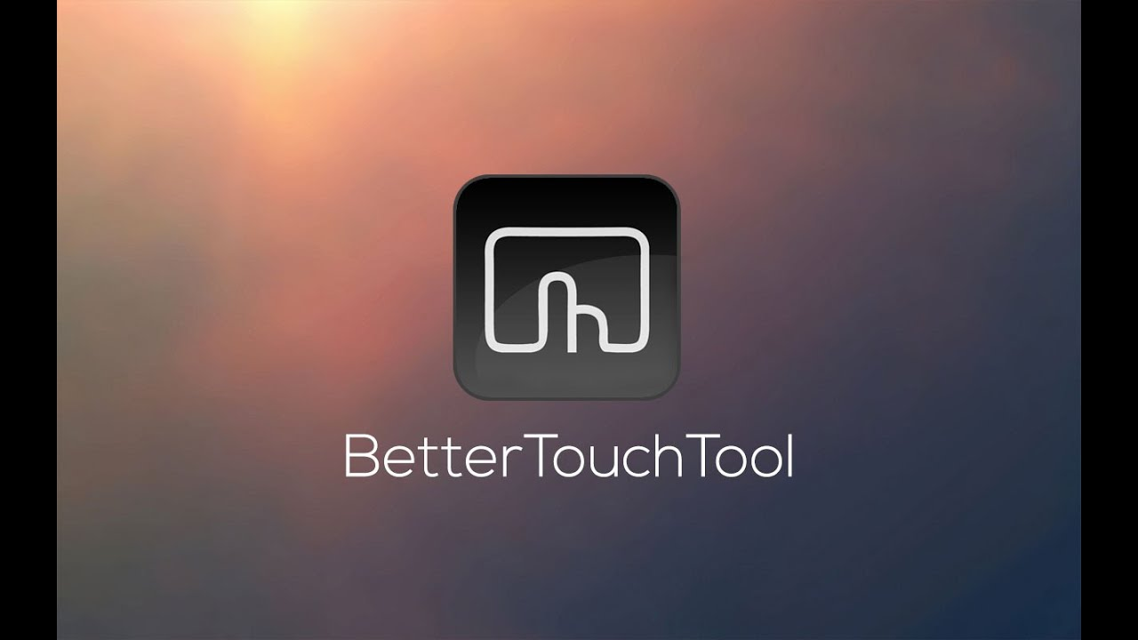 BetterTouchTool Cover