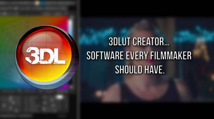 3D Lut Creator Cover