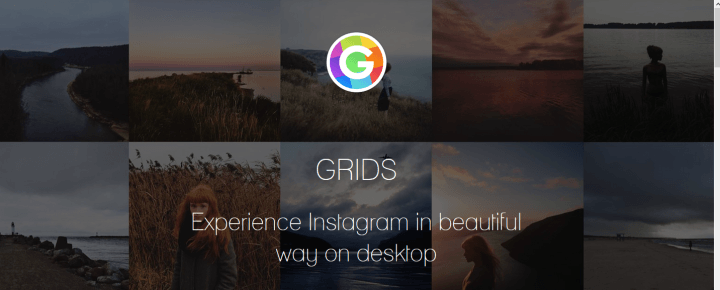 Grids for Instagram Cover