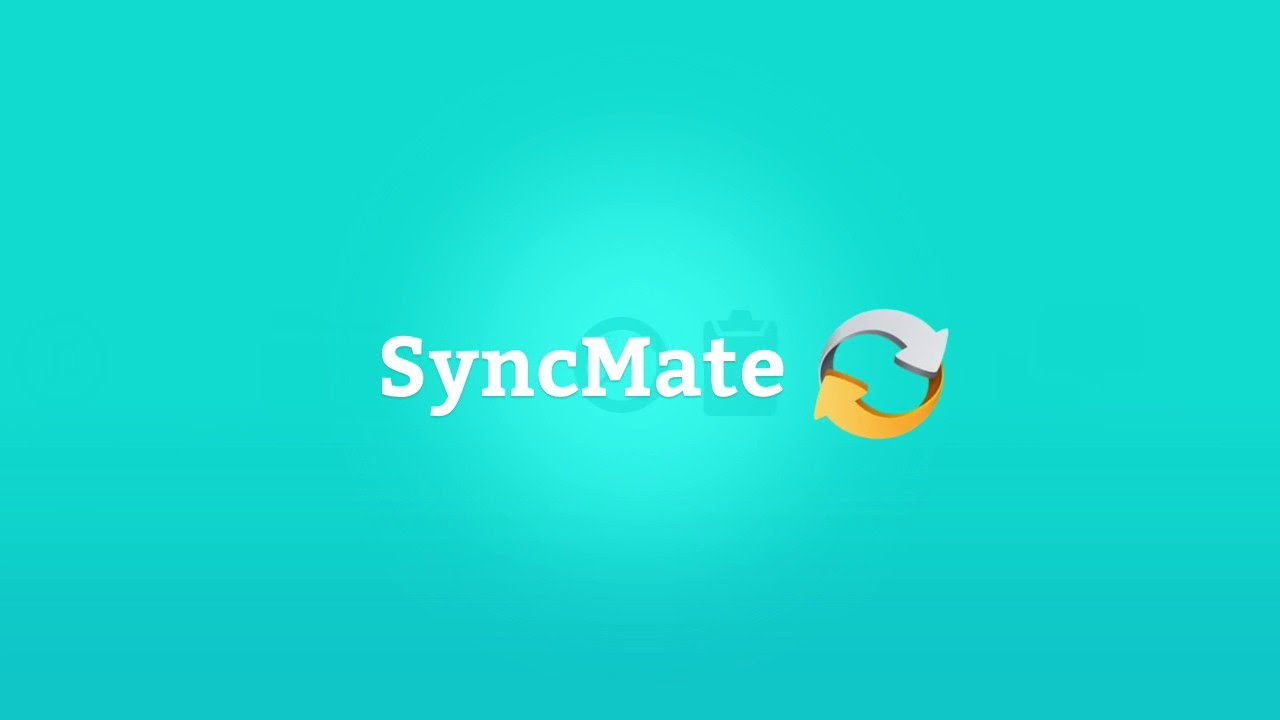 SyncMate Cover
