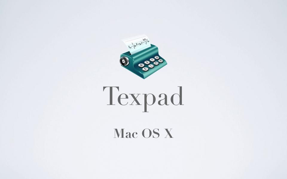 Texpad Cover
