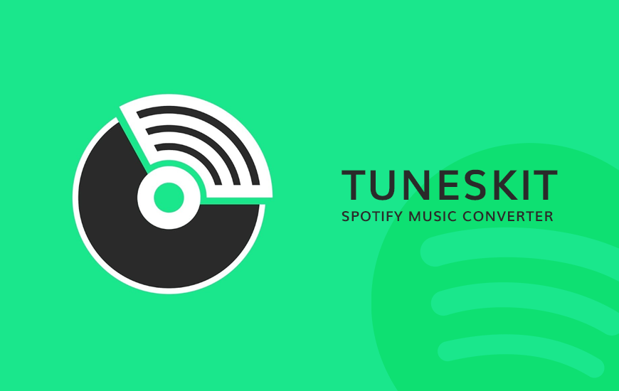 TunesKit Spotify Converter Cover