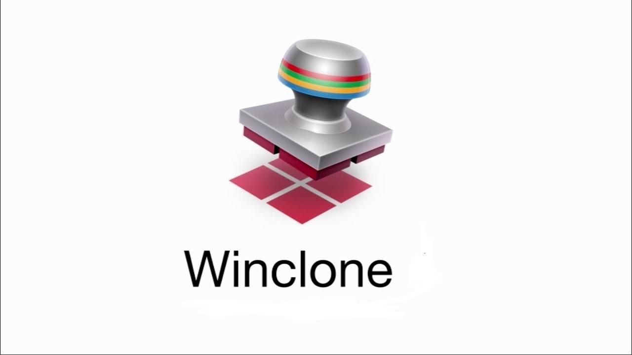 Winclone Pro Cover