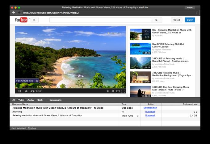 Elmedia Player Pro Screenshot