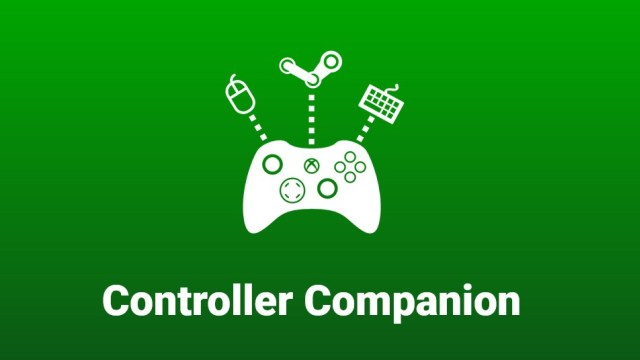 GamePad Companion Cover