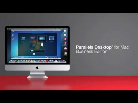 Parallels Desktop Business Edition Cover