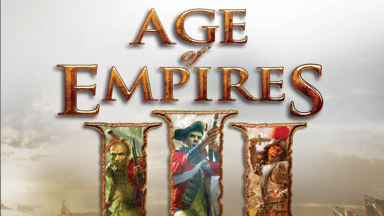 Age of Empires III Cover