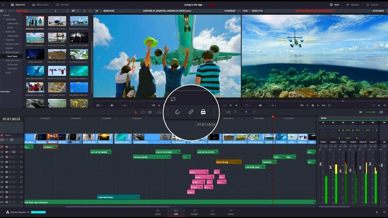 DaVinci Resolve Studio Crack For Mac Free Download