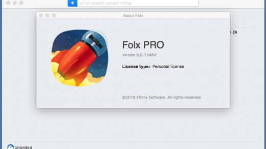 Folx Pro Cover